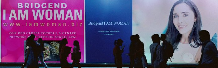 Bridgend I AM WOMAN – Break Through to Your Next Level of Business Success